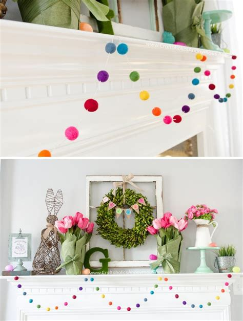 12 diy spring easter home decorating ideas simple yet 12 cute diy easter home decor ideas style motivation