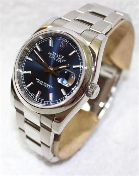 rolex datejust  chronometer  mm herrenuhr