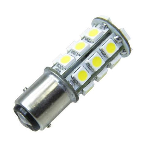 Led Auto by Oule Led Auto 27 Led Smd 12 Volts Bay15 D Bipolaire