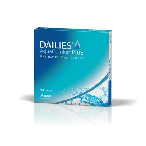 aqua dailies comfort plus 90 dailies aquacomfort plus 90 lentilles be