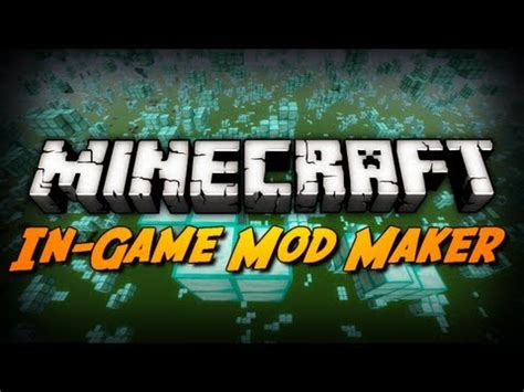 make mod game looking for mod makers minecraft blog
