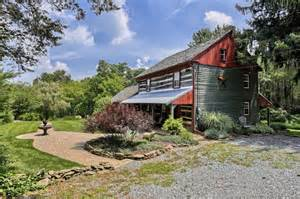 house tour an updated log cabin in pennsylvania