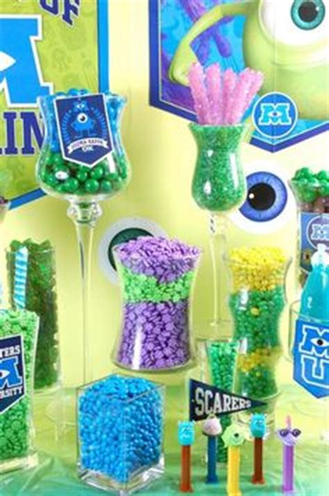 party themes university 1000 images about monsters university candy buffet on