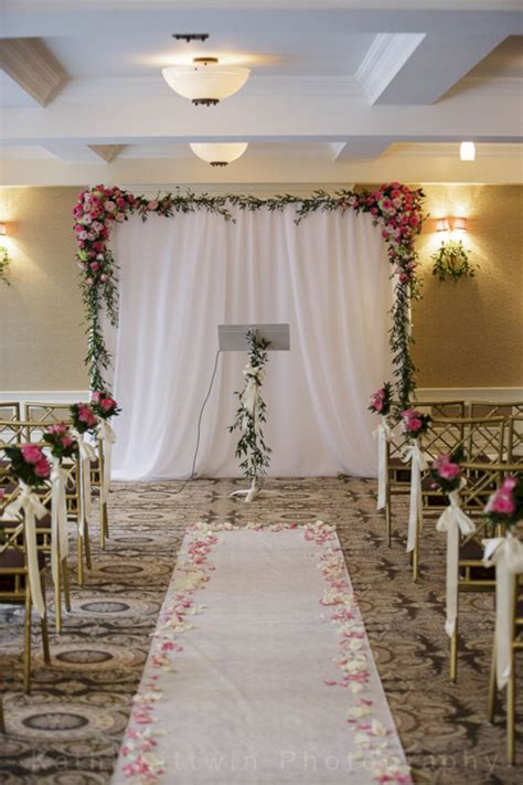 simple wedding backdrop ideas  oosile