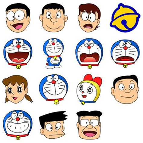 kumpulan gambar animasi kartun doraemon bergerak gambar