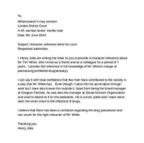 Character Letter Sentencing Sle character reference letter to judge before sentencing granitestateartsmarket