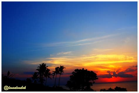 palam perdana malimbu sunset point
