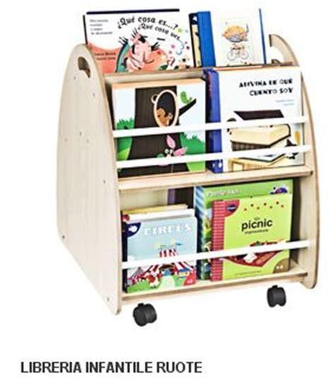 libreria bimbi idea regalo libreria bambini stile montessori feste e