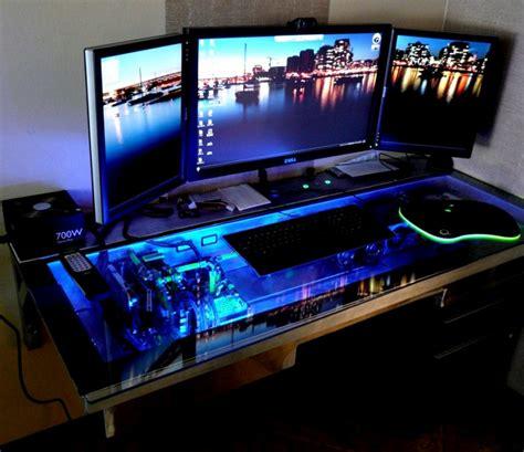 Meja Komputer Gaming Cara Membuat Gaming Room Di Rumah Anda Rumahdewi