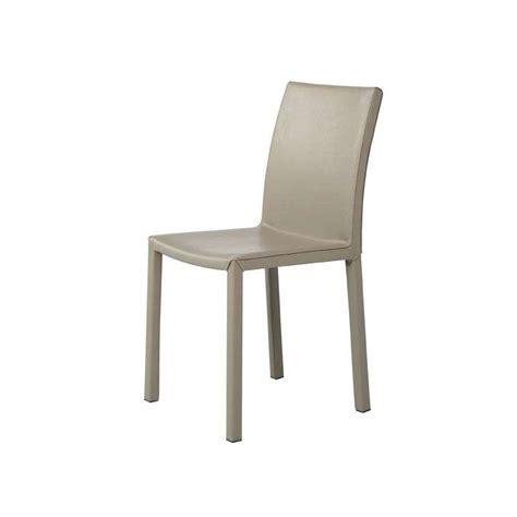 chaise salle a manger contemporaine chaise de salle 224 manger contemporaine gala 4 pieds