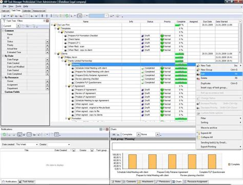 design office management software project implementation software network tool to plan and
