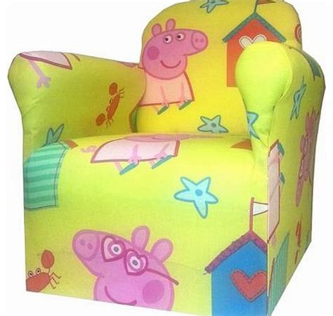 peppa pig armchair peppa pig armchair peppa pig cosy chair readyroom worlds apart intended peppa pig