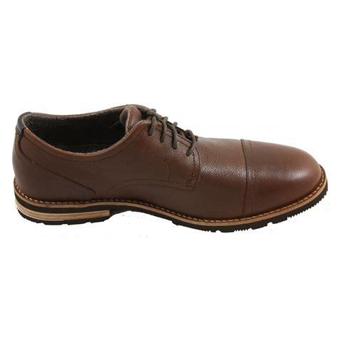 rockport oxford shoes rockport lh2 cap oxford shoe gibbs menswear