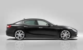 Maserati Tuner Maserati Ghibli Tuning Novitec Tridente 12 Images