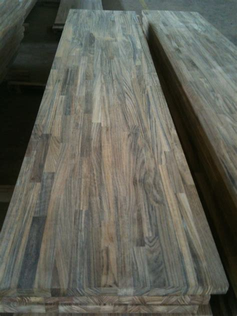Butcher Block For Kitchen Island by Ovangkol Wood Worktops Jieke Wood