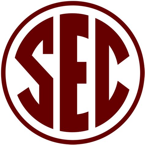 state colors file sec logo in mississippi state colors svg