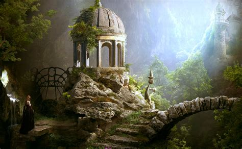 the temple by elenadudina on deviantart
