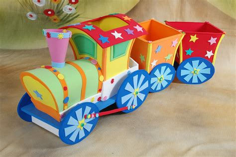 como hacer figuras de fomi tren en fomi goma eva wooden toys and toy