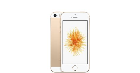 Iphone 5 Se 16gb Gold iphone se 64gb gold apple
