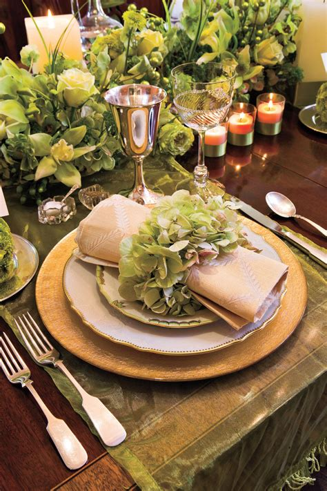 how to set a table with china how to set a stunning table southern living