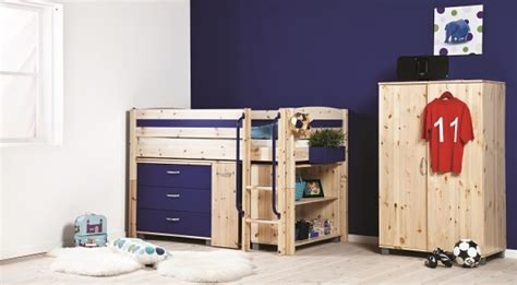Shorty High Sleeper by Thuka Trendy 2 Shorty Midsleeper Bed Choice Of Colours