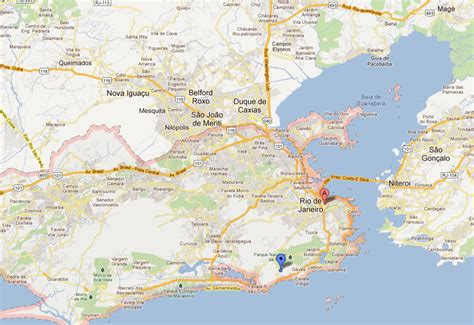 layout nfe rio de janeiro rio de janeiro carte et image satellite