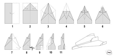 How To Make A Paper Airplane Fly Far - how to make origami planes that fly gallery craft