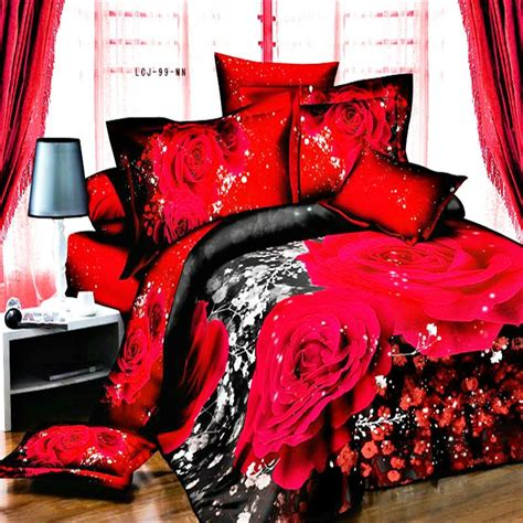 Sprei 3d Mulberry Kingqueen Size unique bedding sets fadfay home textilenew flag bedding