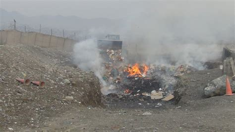 burning pit u s troops in afghanistan sent waste to open burn pits