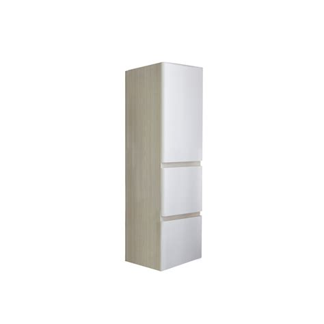 ash storage unit lotus ash 1200 side storage unit parisi bathware and