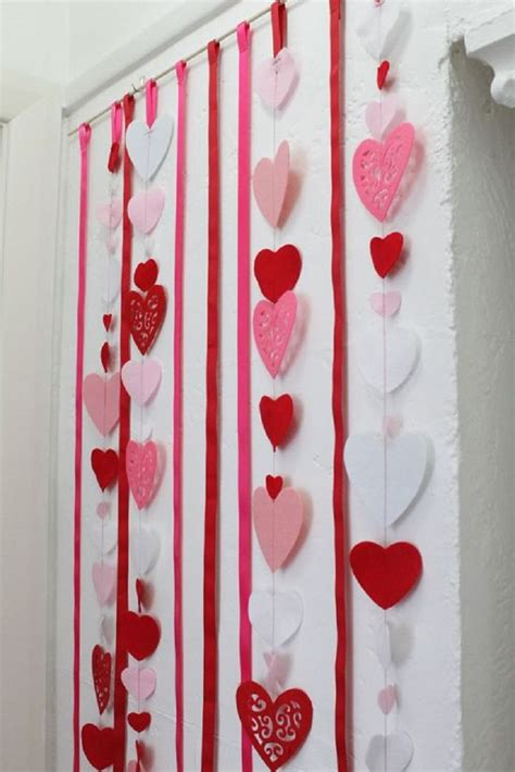 valentines day decorations 40 adorable s day decor ideas