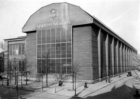behrens berlin assembly of the aeg turbine factory in berlin moabit