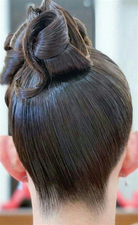 love  tight updo black girl updo hairstyles sleek