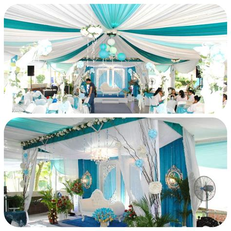 trend teal blue white my wed dreams