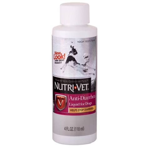 diarrhea medicine nutri vet anti diarrhea liquid medicine for dogs