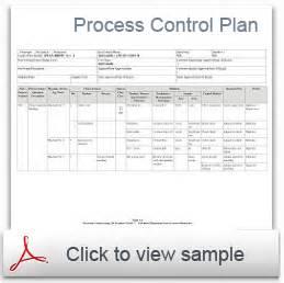 qa assistant control plan software