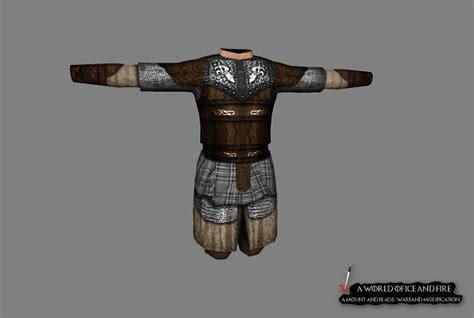 game of thrones armor a song of ice and fire book set greyjoy armour image a world of ice and fire game of thrones mod for mount blade warband