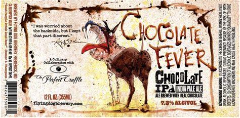 flying ipa flying chocolate fever chocolate ipa beerpulse