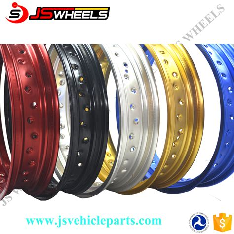 colored wheels racing bike 17 inch motorcycle aluminum colored wheel rims