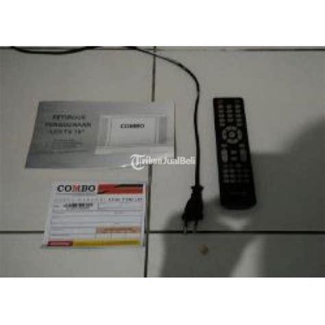Monitor Led Bekas Jakarta tv monitor led merk combo layar 21 inch bekas terawat
