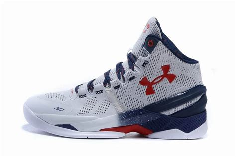 Sepatu Basket Armour Curry Two Low Usa Home armour curry 2 usa steph curry basketball shoes 2017