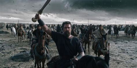 film exodus kisah nabi musa video trailer exodus gods and kings film perang nabi