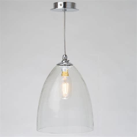 Glass Pendant Lights Uk Striking Blown Glass Shade Pendant Lights Tuscanor Lighting