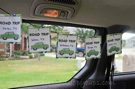 how to make a long road trip more comfortable tips for making road trips more fun travel tips tuesday