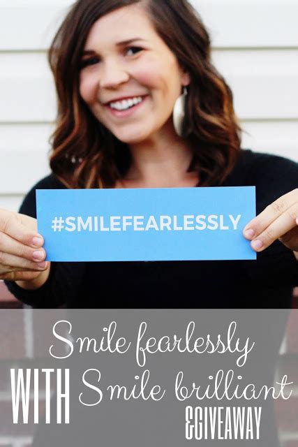 smile fearlessly  smile brilliant   home