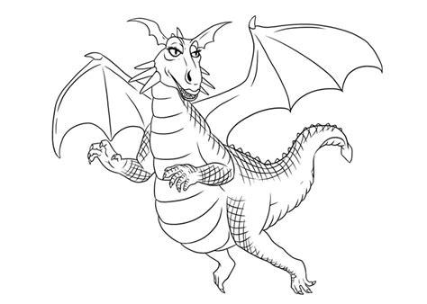 dreamworks dragon coloring page dreamworks shrek 3 coloring pages coloring pages