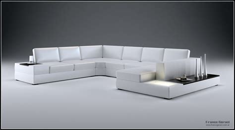 Mega Furniture Point Latest Leather Sofa Design Featurez