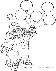 clown sheets clown coloring pages