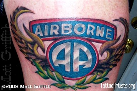 airborne tattoos 173rd airborne www imgkid the image kid has it