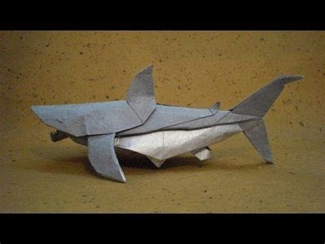 Origami Hammerhead Shark - 17 best images about origami on origami